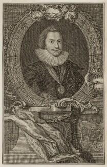 George Villiers, 1st Duke of Buckingham, after Unknown artist - NPG D26514