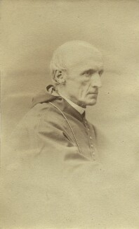Henry Edward Manning, by Unknown photographer - NPG x21207