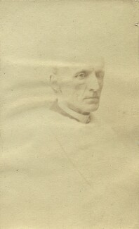 Henry Edward Manning, by Unknown photographer - NPG x21210