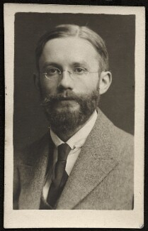 James Beaumont Strachey, by Unknown photographer, circa 1917 - NPG Ax24018 - © National Portrait Gallery, London
