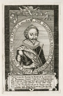 Edward Sackville, 4th Earl of Dorset, after Unknown artist - NPG D26568
