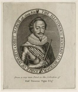 Edward Sackville, 4th Earl of Dorset, after Unknown artist - NPG D26569