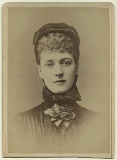 Queen Alexandra, by William Edward Downey, for  W. & D. Downey - NPG x15578