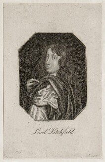 Lord Bernard Stuart, after Sir Anthony van Dyck - NPG D26611