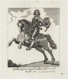 William Fiennes, 1st Viscount Saye and Sele, after Unknown artist - NPG D26622