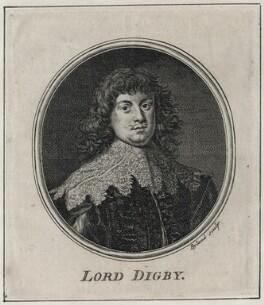 George Digby, 2nd Earl of Bristol when Lord Digby, by William Wynne Ryland - NPG D26638
