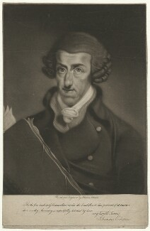 Christopher Brown, by John Eckstein - NPG D32215