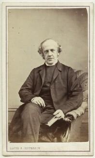 Reverend Stalker, by Lloyd & Jefferson - NPG x26547
