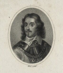 Arthur Capel, 1st Baron Capel, by William Holl Sr, or by  William Holl Jr - NPG D26660