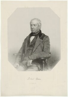 Robert Brown, by Thomas Herbert Maguire - NPG D32222