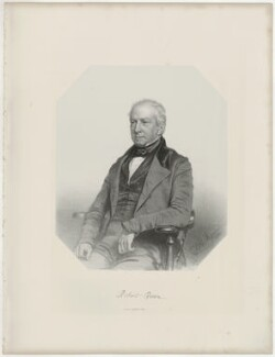 Robert Brown, by Thomas Herbert Maguire - NPG D32223