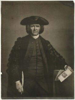 Robert Brown, by Edward Fisher, after  Mason Chamberlin - NPG D32228