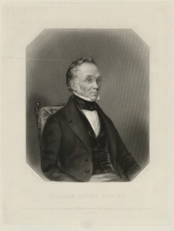 Sir William Brown, 1st Bt, by James Thomson (Thompson), after  Charles Allen Duval - NPG D32231