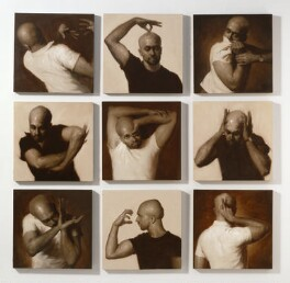 Akram Khan, by Darvish Fakhr, 2008 - NPG  - © National Portrait Gallery, London