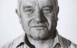 Paul Nurse ('Paul'), by Jason Brooks, 2008 - NPG 6837 - © National Portrait Gallery, London