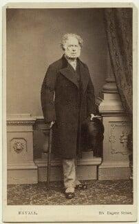 Francis Wemyss-Charteris, 9th Earl of Wemyss, by John Jabez Edwin Mayall - NPG Ax7432