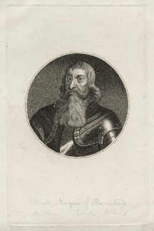 Ulick de Burgh, 1st Marquess of Clanricarde, after Unknown artist - NPG D26686