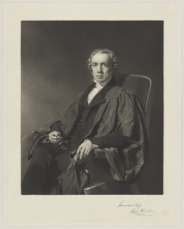 Robert Vaughan, by Samuel Bellin, after  Philip Westcott - NPG D9098