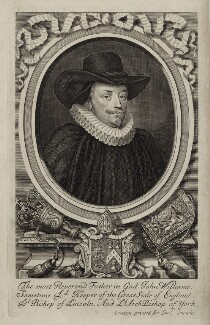 John Williams, by Robert White, published by  Samuel Lowndes - NPG D26712