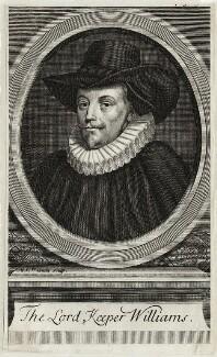 John Williams, by Michael Vandergucht - NPG D26716