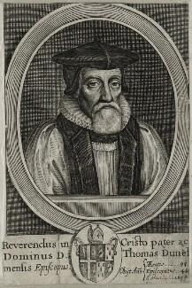 Thomas Morton, by William Faithorne - NPG D26722