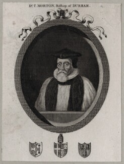Thomas Morton, after Unknown artist - NPG D26723