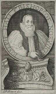 Joseph Hall, by Louis Philippe Boitard - NPG D26735