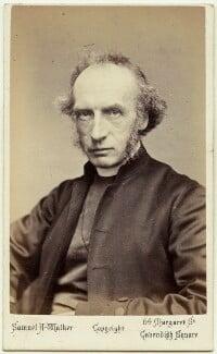 Charles John Ellicott, by Samuel Alexander Walker - NPG Ax38627