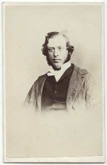John Tulloch, by Thomas Rodger, 1850s - NPG x13239 - © National Portrait Gallery, London