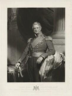 John Cust, 1st Earl Brownlow, by Samuel Cousins, after  Sir Martin Archer Shee - NPG D32239