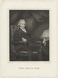 John Bruce, by Edward Mitchell, after  Sir Henry Raeburn - NPG D32244