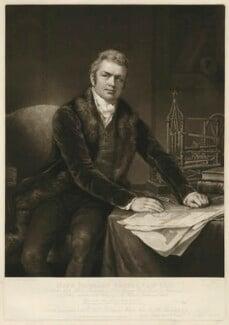 Sir Marc Isambard Brunel, by Charles Turner, after  James Northcote, published 1815 - NPG D32248 - © National Portrait Gallery, London