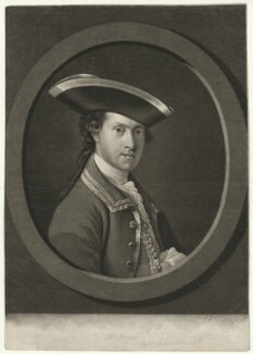 John Bryer, by Valentine Green, after  Thomas Beach - NPG D32250