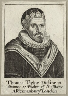 Thomas Taylor, after Unknown artist - NPG D26800