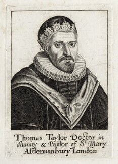 Thomas Taylor, after Unknown artist - NPG D26801