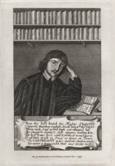 William Cartwright, after Pierre Lombart, published by  William Richardson - NPG D26823