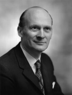 John Joseph Benedict Hunt, Baron Hunt of Tanworth, by Bassano Ltd - NPG x172796