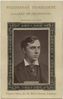 William Hunter Kendal (William Hunter Grimston), published by Figaro Office - NPG x18996