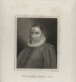 William Ames, by R.H. Cooke - NPG D26863