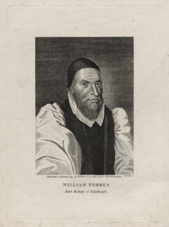 William Forbes, by Andrew Birrell, published by  Isaac Herbert - NPG D26874