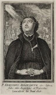 Edmund Arrowsmith, after Unknown artist, 18th century - NPG D26886 - © National Portrait Gallery, London