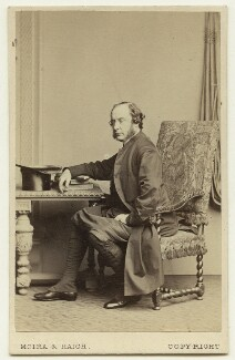 William Thomson, by Moira & Haigh - NPG Ax7455