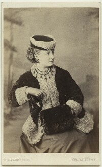 Lydia Thompson (Eliza Hodges Thompson), by William Softley Parry - NPG Ax39883