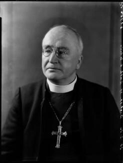 St John Basil Wynne Willson, by Bassano Ltd - NPG x152086