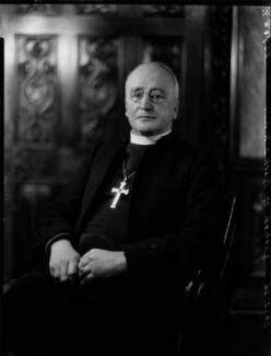 St John Basil Wynne Willson, by Bassano Ltd - NPG x152088
