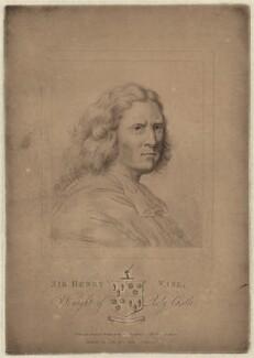 Sir Henry Vane the Elder, possibly by Robert Cooper, published 1814 - NPG D26921 - © National Portrait Gallery, London