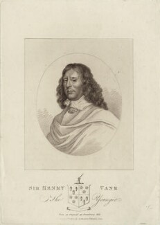 Sir Henry Vane the Younger, published by George Smeeton - NPG D26925