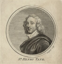 Sir Henry Vane the Younger, by Charles Grignion - NPG D26924
