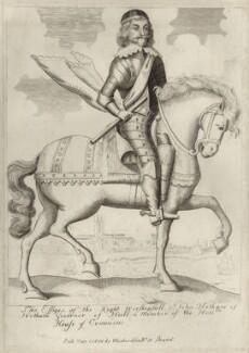 Sir John Hotham, 1st Bt, published by William Richardson, after  Unknown artist - NPG D26937
