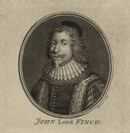 John Finch, Lord Finch of Fordwich, by Guillaume Philippe Benoist - NPG D26939